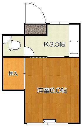 サンハイム松原205号室