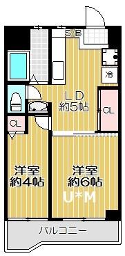 ロイヤルハイツ603 礼金0円・フリーレント1か月分