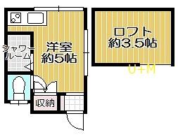 ハイツサカイ101 空室で内見可能です